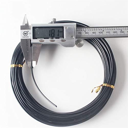 YANODA 1,6 Mm 1,8 Mm 2 Mm Nylon-Monofilament-Langleinen-Angelschnur-Angelschnur for Hochseefischer In 30-M-Hank-Verpackung Strong (Color : 1 Point 8)