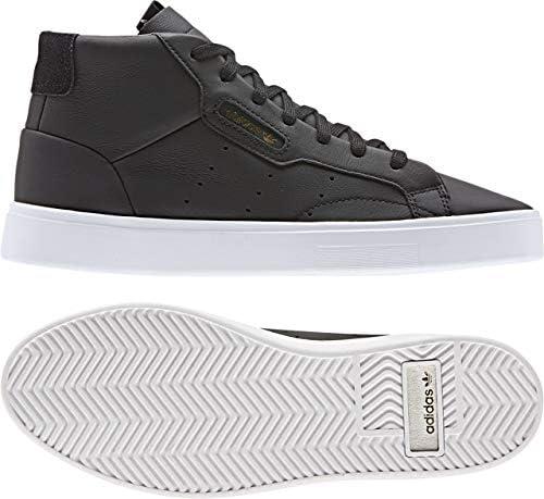 Sleek Mid Leather Shoes