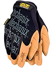Mechanix Wear MG4X-75-009 Material4X Origineel, Zwart, Lichtbruin