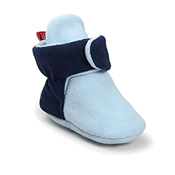 Yicornchen Infant Baby Girls Boys Winter Snow Boots Soft Sole Fleece Newborn Infant Toddler Winter Boots Shoes 12-18 Months,Blue
