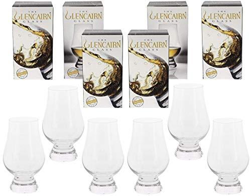 Glencairn Whiskyglas, Kristall, 6 Stück