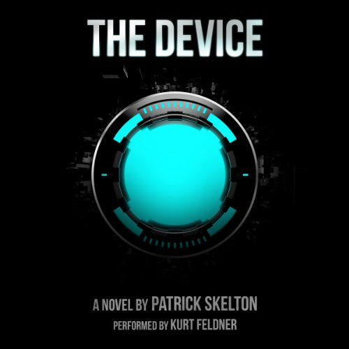 The Device audiobook cover art