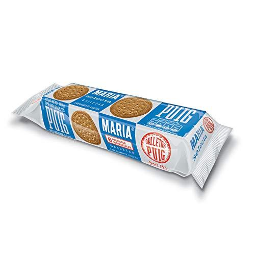 MARIA Cookies Puig 4 pack of 168g each