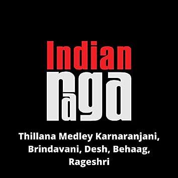 Thillana Medley Karnaranjani