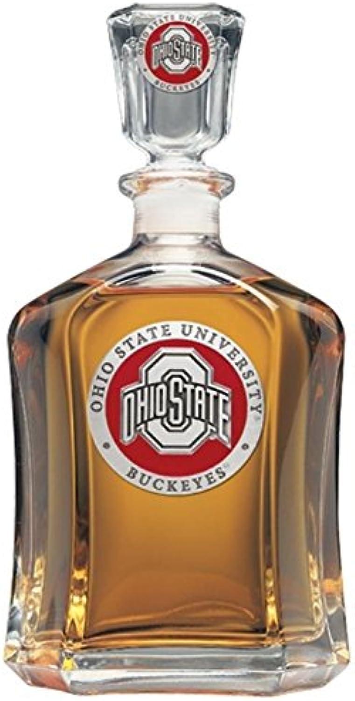 Ohio State University Buckeyes Decanter