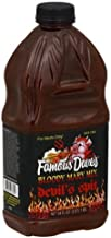Famous Dave's Bloody Mary Mix Devils Spit 64oz
