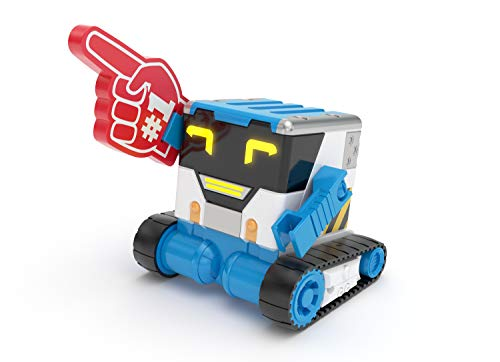 Really RAD Robots MiBRO - Interactive Remote Control Robot with Accessories, 50+ Functions & Sounds - Your Personal Prank Bot | Plays, Talks, and Pranks
