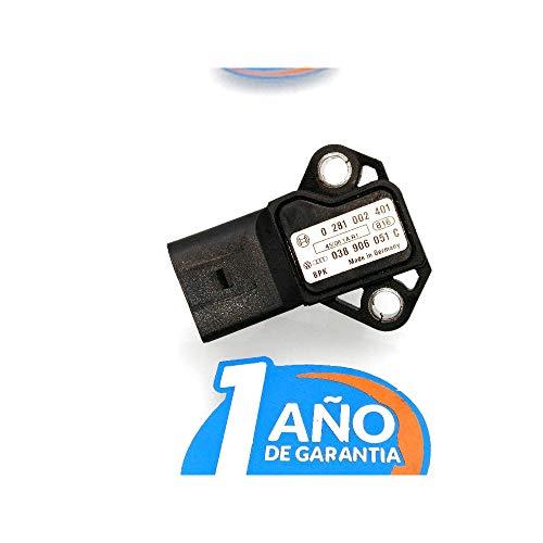 Drucksensor V Passat CC 038906051C 0281002401 (gebraucht) (id:sidlp345997)
