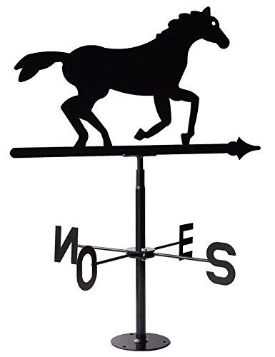 Maiol 5723Wetterhahn Wetterfahne Pferd