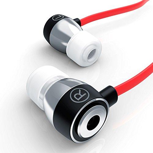 LIAM & DAAN - Auriculares inEar ALU Ultimate 640 Flat
