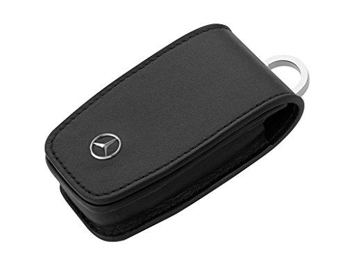 Mercedes-Benz Schlüsseletui, schwarz Gen.6