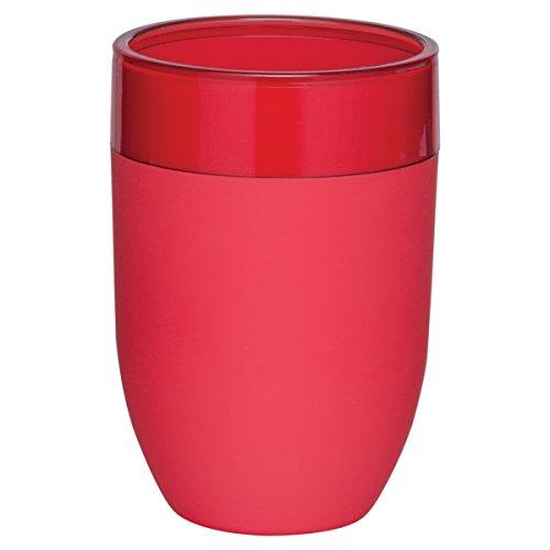 Sealskin Vaso para Cepillos de Dientes Bloom, 7.7 x 7.7 x 11.4...