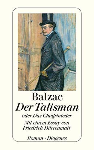 Der Talisman: oder Das Chagrinleder (detebe)