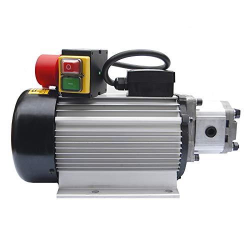 Hydraulikaggregat LSA3500-400V Elektromotor 3,5 kW mit Hydraulikpumpe für Holzspalter Kipper Pressen