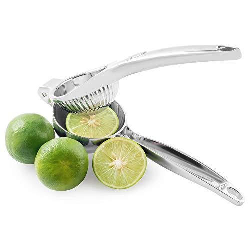 ShawFly Exprimidor Manual de limón, Mini exprimidor de Frutas de Acero Inoxidable sin óxido Exprimidor casero Pequeño, Saludable, Seguro y Duradero