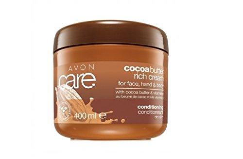Avon Care Creme für Gesicht, Hände + Körper Kakaobutter & Vitamin E