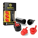 EarPeace Safety Ear Plugs - Noise Reduction and High Fidelity Hearing Protection