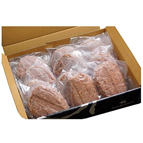 昭和ミート この華牛 生ハンバーグ 10個 宮崎県 有田牧場直送 100g×10 ハンバーグ 国産 惣菜