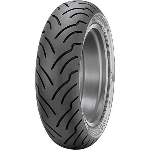 American Elite 140/90B16 Wide Whitewall Rear Tire - Dunlop 45131092