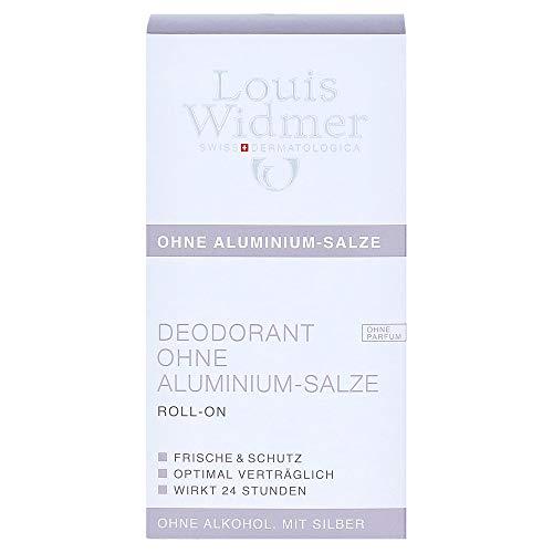Widmer Deodorant ohne Aluminium Salze unparf�miert, 50 ml