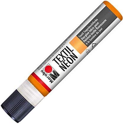 Marabu 18080009321 Neon Liner - Tinte Textil para Ropa ...