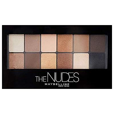 Maybelline The Nudes Lidschatten