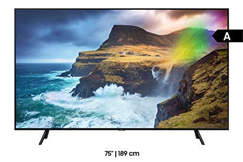 Samsung GQ75Q70RGTXZG 189 cm (75 Zoll) Flat QLED TV Q70R (2019)
