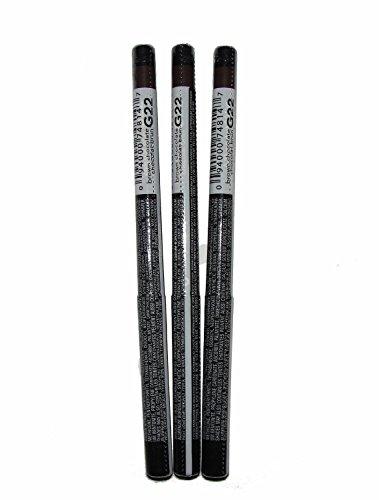 Lot of 3 - Avon Glimmersticks Waterproof Eye Liner - Brown Chocolate