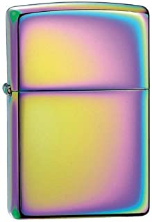 Personalized Spectrum Zippo Lighter - Free Engraving