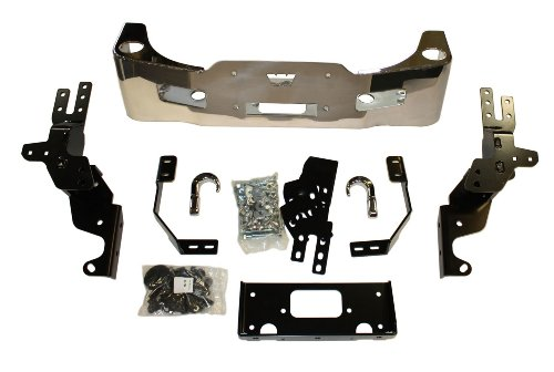 Sale!! WARN 84745 Gen II Trans4Mer Large-Frame Winch Mount Kit - Stainless Steel
