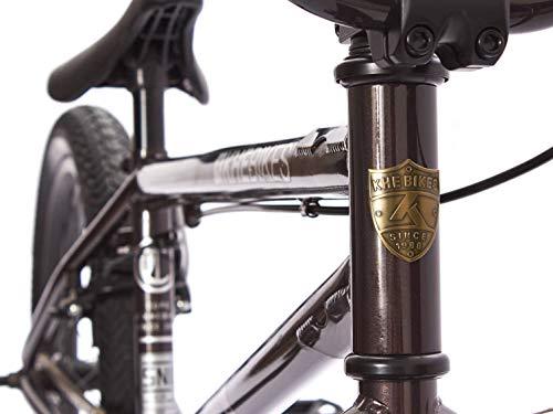KHE BMX Fahrrad COPE Effect Braun 20 Zoll nur 10,7kg! Limited Edition! - 2