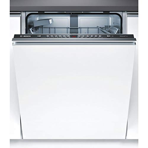 Bosch Smv46Gx01G Built-In A++ Rated Dishwasher - Black