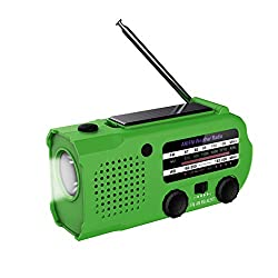 Lukasa Emergency Portable Radio