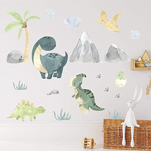 Hakuna Matte Wandtattoo für Kinderzimmer für Mädchen und Junge – Extra Großer Wandsticker 90x60 cm – Stylische Wand Deko – Einfach anbringen, sauber entfernen – Schadstofffrei, REACH-konform