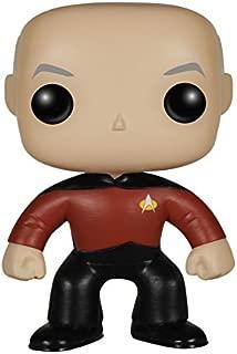 Funko POP TV: Star Trek The Next Generation - Jean-Luc Picard Action Figure