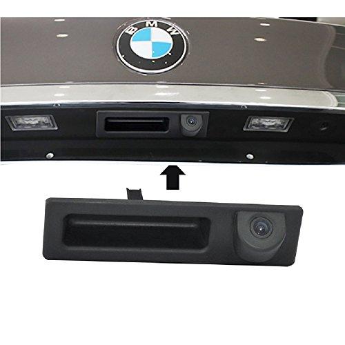 Auto Griffleiste Rückfahrkamera Einparkhilfe Hilfslinien für X1 E84 F30/F31/F34/F35/F80/ M3/X1/X3/X5/X6/E39/E53/E90/E60/E70/E83 (Model B= LS8006 (162x48 mm))