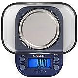 ACCUWEIGHT 255 Mini Báscula de Precisión Digitale para Joyería 300g x 0,01g...