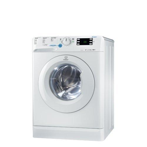 Indesit XWE 61452W gehabt autonome Belastung vor 6kg 1400tr/min A + + Waschmaschine–Waschmaschinen (autonome, bevor Belastung, Knöpfe, drehbar, links)
