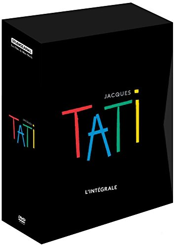 Intégrale Jacques Tati