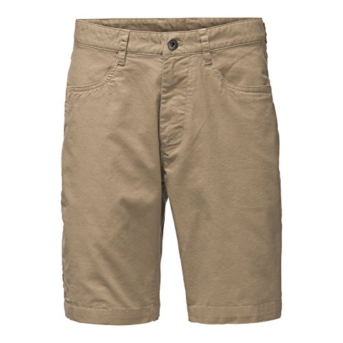 The North Face Mens Relaxed Motion Shorts Crockery Beige - 30