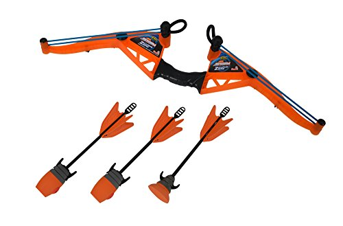 Simba 107218639 - X Power Air Storm Z Curve Bow, Multicolore