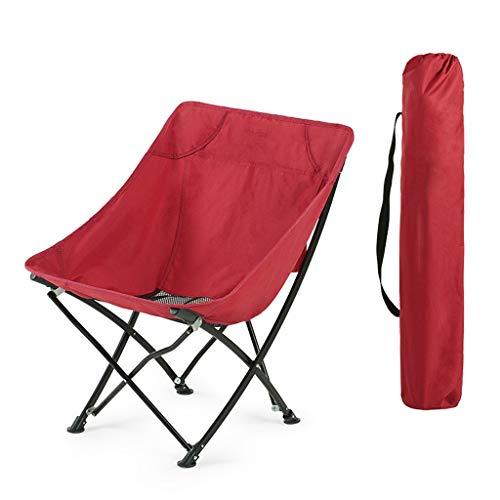 Caim-stoelen draagbare klapstoel buiten eenvoudig Mazar-strand-picknickcamping, de director-maan-vissenkruk schetst.