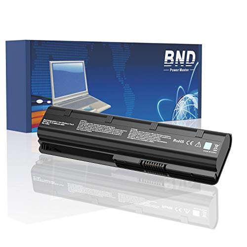 BND 593553-001 593554-001 MU06 Laptop Battery Replacement for HP Pavilion G6 G7 G62 G72 G4 HP 2000 Notebook PC/Compaq Presario CQ32 CQ42 CQ43 CQ56 CQ57 CQ62 CQ72 HSTNN-LB0W HSTNN-UB0W HSTNN-LB0W
