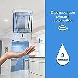 Zoom IMG-1 gocciasana dispenser automatico gel sapone