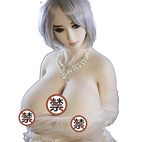3D Herren Adult Semi-Solid Silikon Intelligent Seamless Real Dolls Spielzeug-Intelligent Induction Sound + Voice Interaction Künstliche Silikon-Produkt, Geheime Transport-B-3crosses
