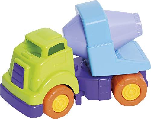 Carrinho Mercotruck Betoneira Merco Toys