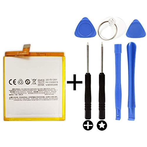 Bateria para Meizu M2 + Kit Herramientas/Tools | BT43C | Meizu M2 Mini
