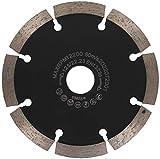 PRODIAMANT Fresa para juntas de diamante, 125/22,23 mm, grosor de 8 mm, disco de fresado adecuado para amoladora angular