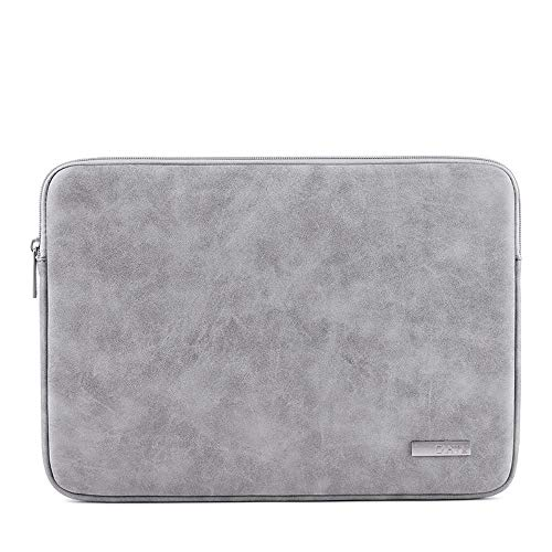 Mazu Homee Funda para tablet de 13 a 13,3 pulgadas, compatible con MacBook Air, MacBook Pro, iPad Pro de 12 pulgadas, Lenovo ThinkPad, HP Spectre X360, Surface Pro 7, Asus Zenbook de 13 pulgadas, gris
