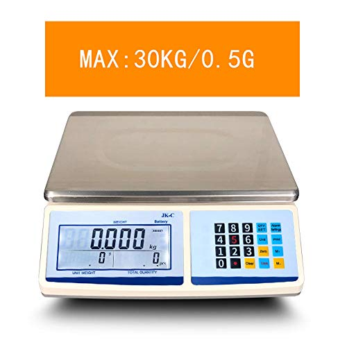 Mail Elektronische Weegschaal Mail Elektronische Weegschaal Telweegschalen Elektronische Weegschalen Precisie Industriële Elektronica Weegschalen 30Kg Weegschalen 10Kg Hoge Precisie Balans -_ 3